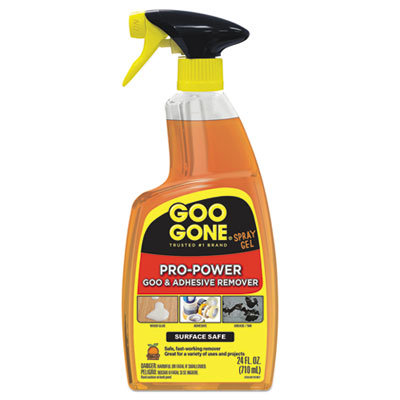 Goo Gone Spray Gel (24oz)