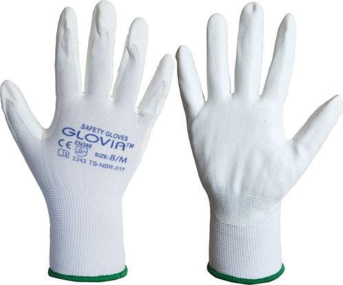 NBR Foam Glove