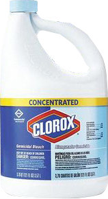 Clorox Bleach (1GAL)