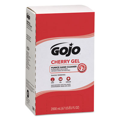 Cherry Gel Hand Cleaner