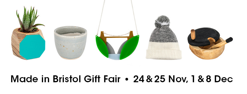 Made in Bristol Gift Fair 2018