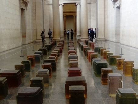 Rachel Whiteread/ Tate Britain