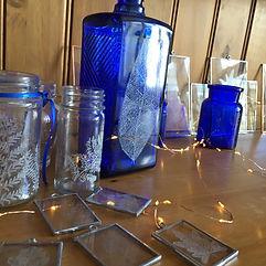 Bartlett glass