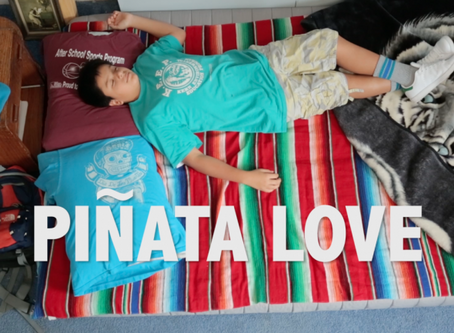 "Join us at NYICFF for the East Coast Premiere of ""Piñata Love"""