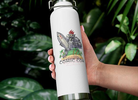 Kauai Comic Con 22oz Vacuum Insulated Bottle
