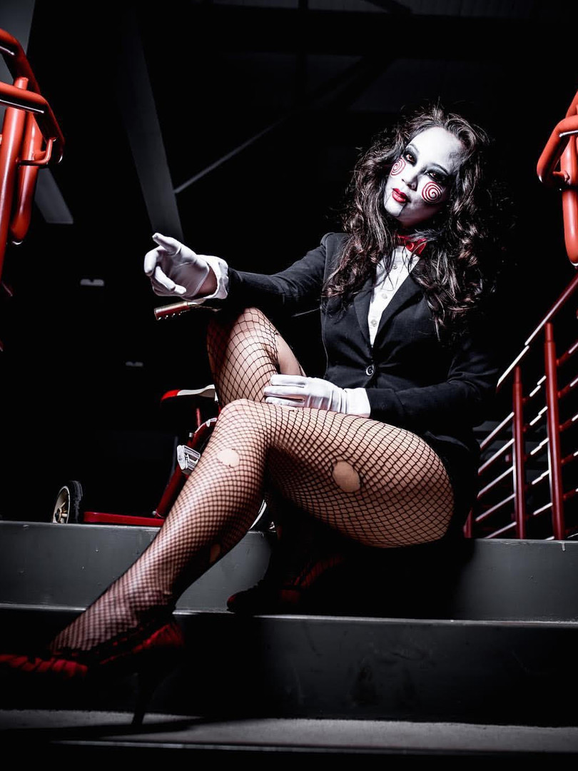 Billy the Puppet Saw