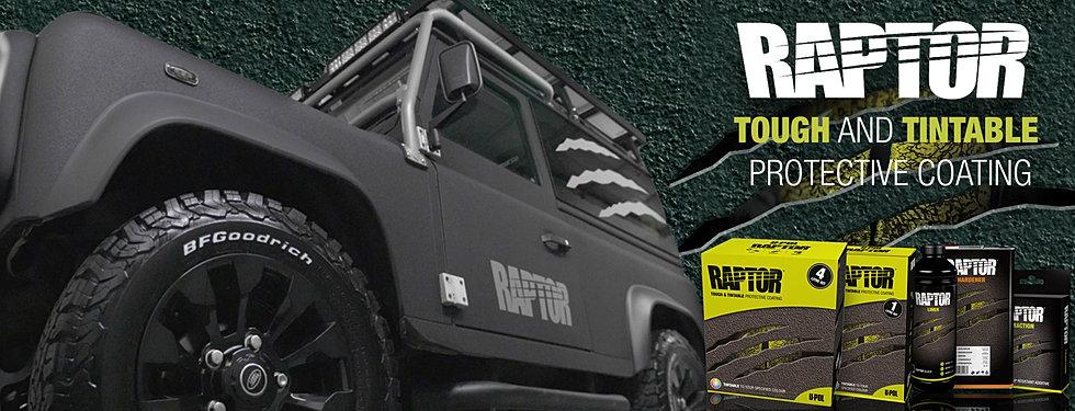 Automotive Paint Colors >> raptor-coatings | About Raptor
