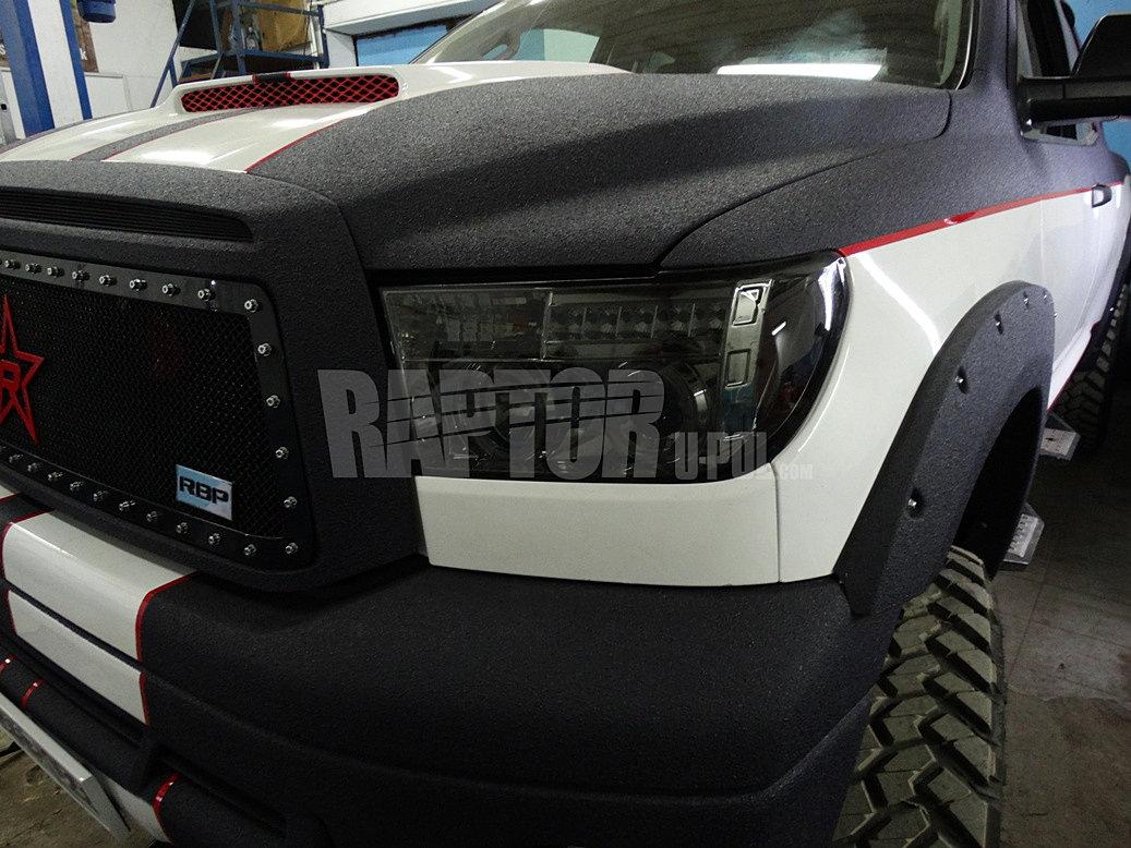 raptor-coatings   Toyota Tundra 2-tone