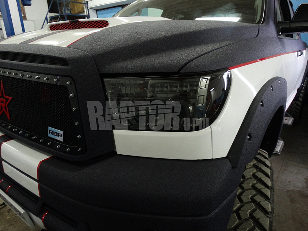 Truck Bed Protective Coating