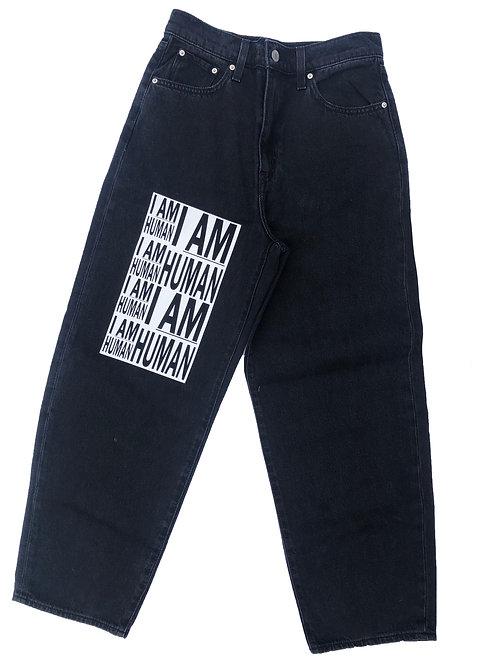 I Am Human Jean