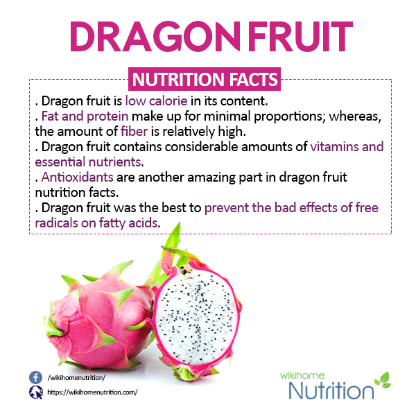 dragon-fruit-nutrition-facts