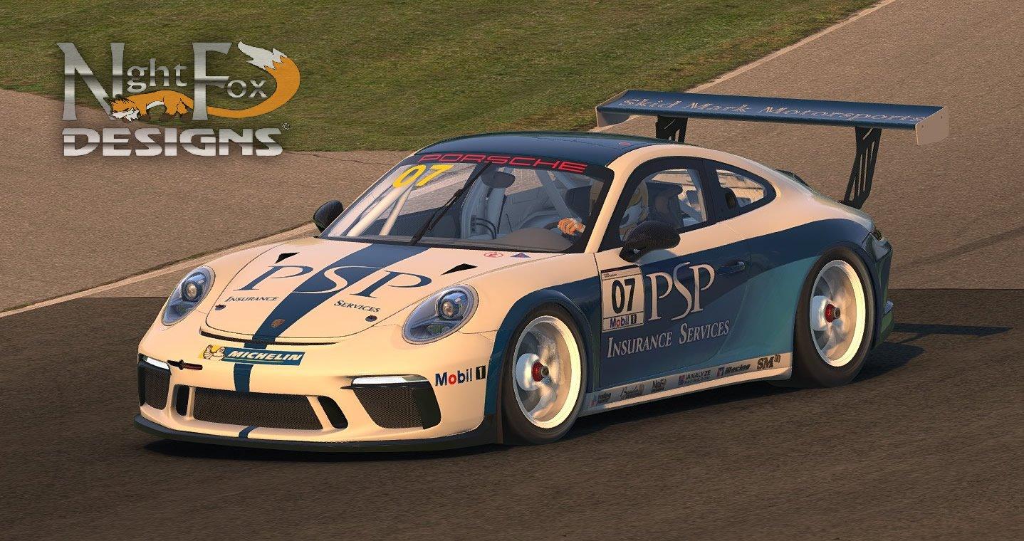 Porsche 911 GT3 Cup(991)