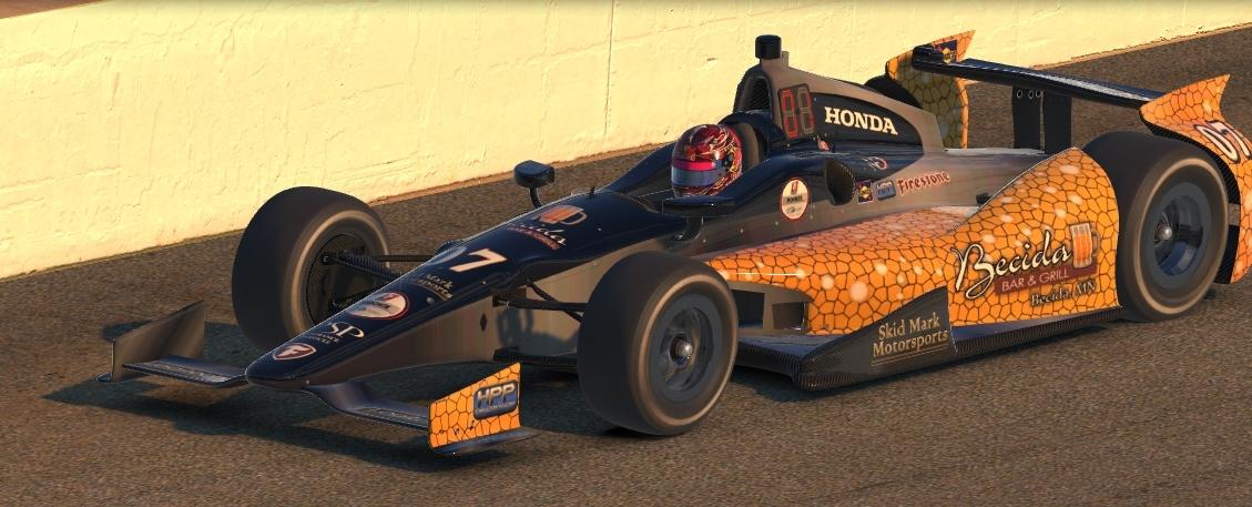 Dallara DW12