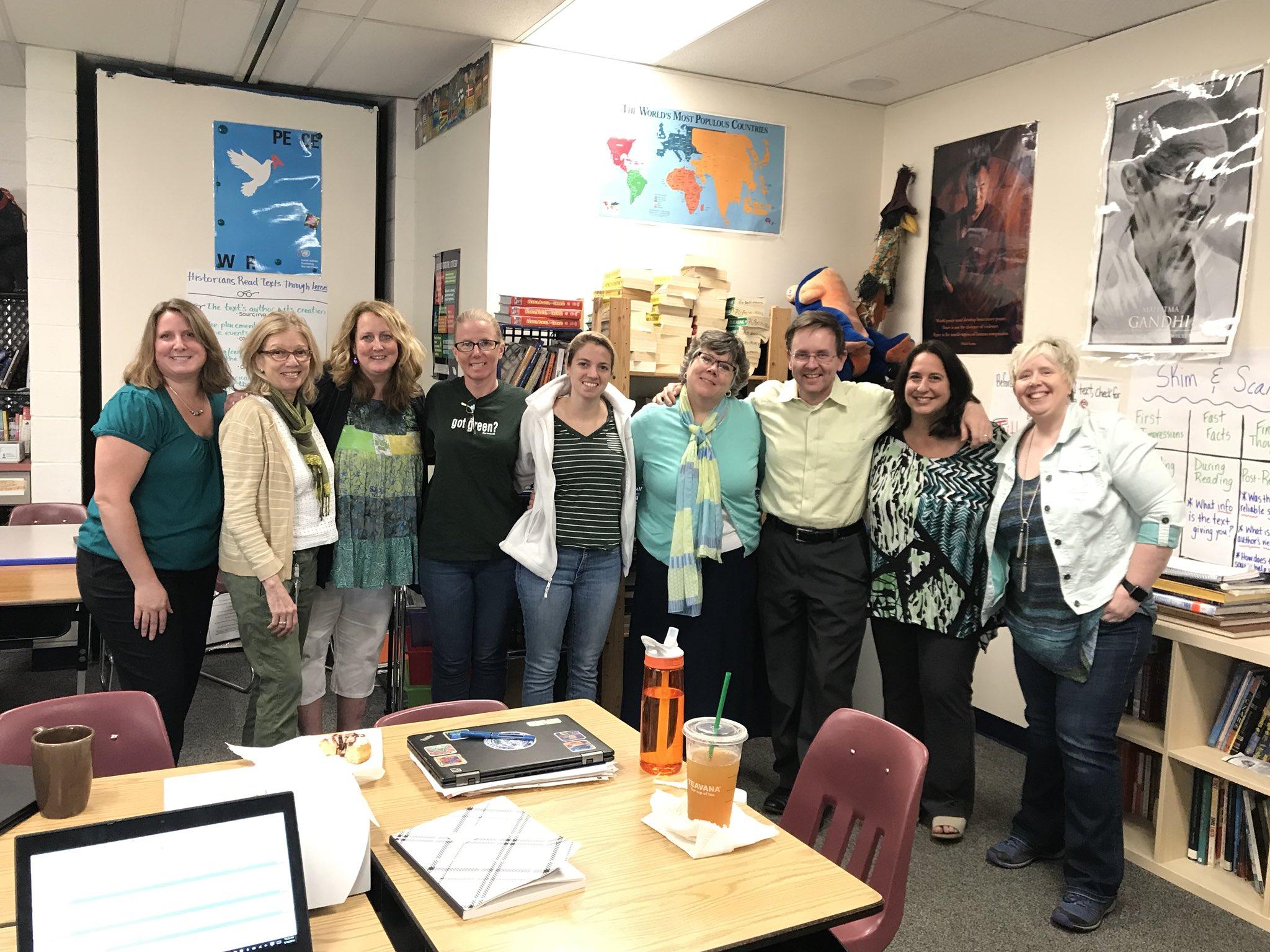 7 Green Teachers on Green Day