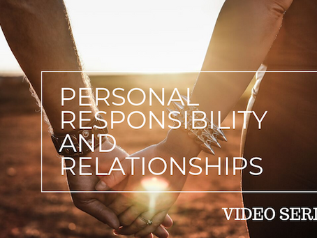 Personal responsibility and relationships