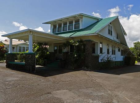 Hawayo Takata's House