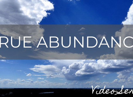 True Abundance - Why your Law of Attraction tools don't work!