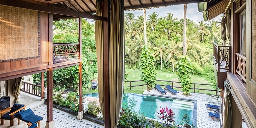 Bali Reiki Retreat