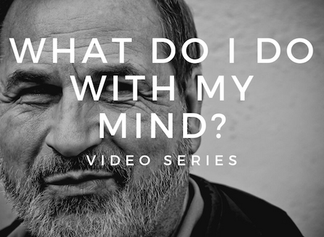 Video Collection: What do I do with my mind during Reiki healing?