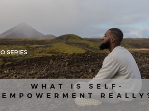 What is self-empowerment really?