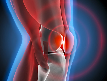 Acupuncture Knee Arthritis Cartilage Repair Discovery