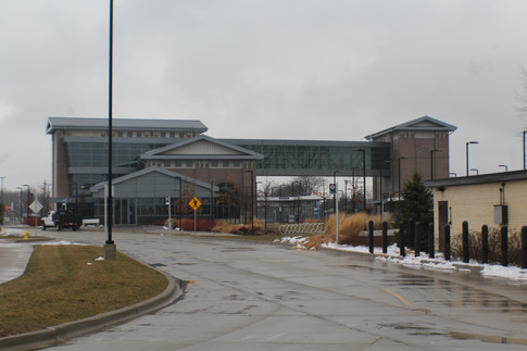 John D. Dingell Transit Center- Dearborn Station