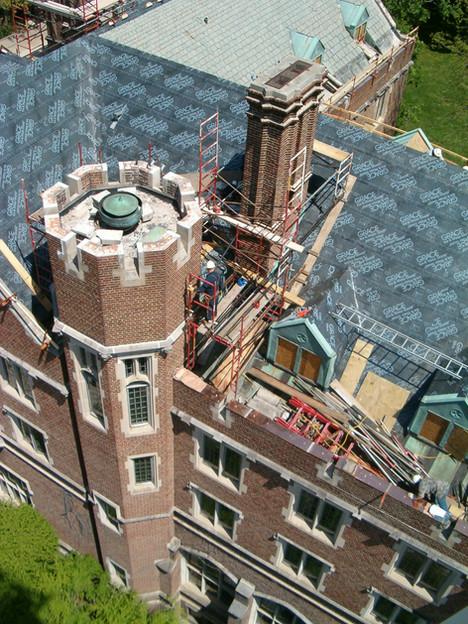 University of Michigan Martha Cook Student Housing