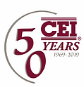 CEI 50 Years Logo.png