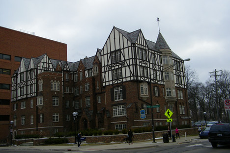 Univeristy of Michigan OB Lodge
