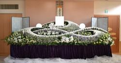 伊丹昆陽ホールでの祭壇