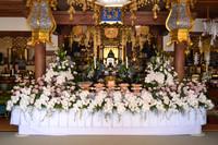 お寺での葬儀・家族葬