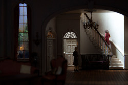 The Heiress Play Scenic Design_ Woon