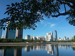 City of Hainan, China, photo Yanina Benedetti