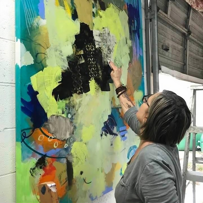 Art & Soul Wellness Workshop led by Artist Lisa Regan Sunday