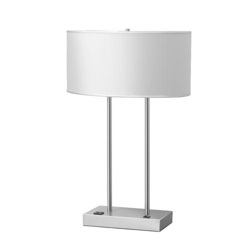 Clarity Single Table Lamp Startex