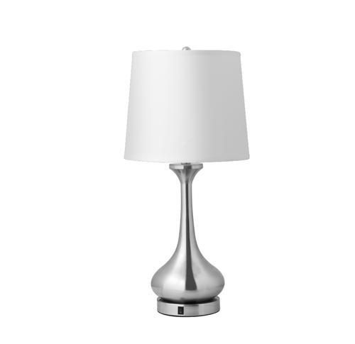 Lush Vert End Table Lamp Startex