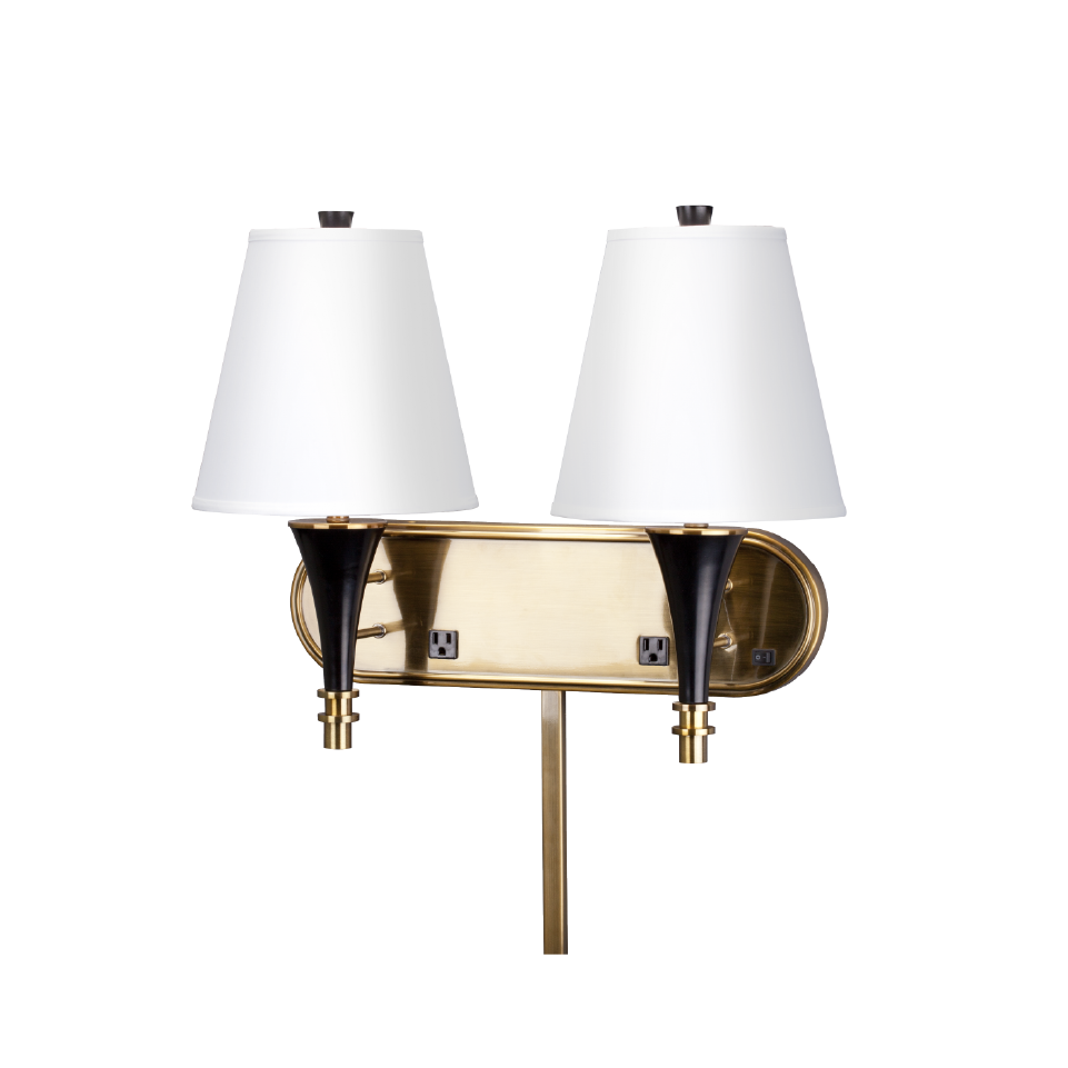 Spice Double Wall Lamp Startex