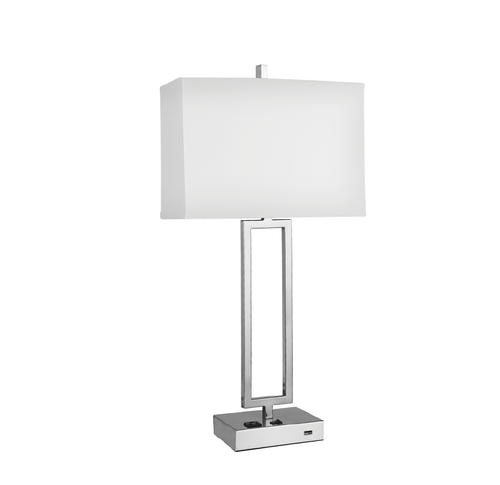 Gatsby Single Table Lamp With Usb Startex