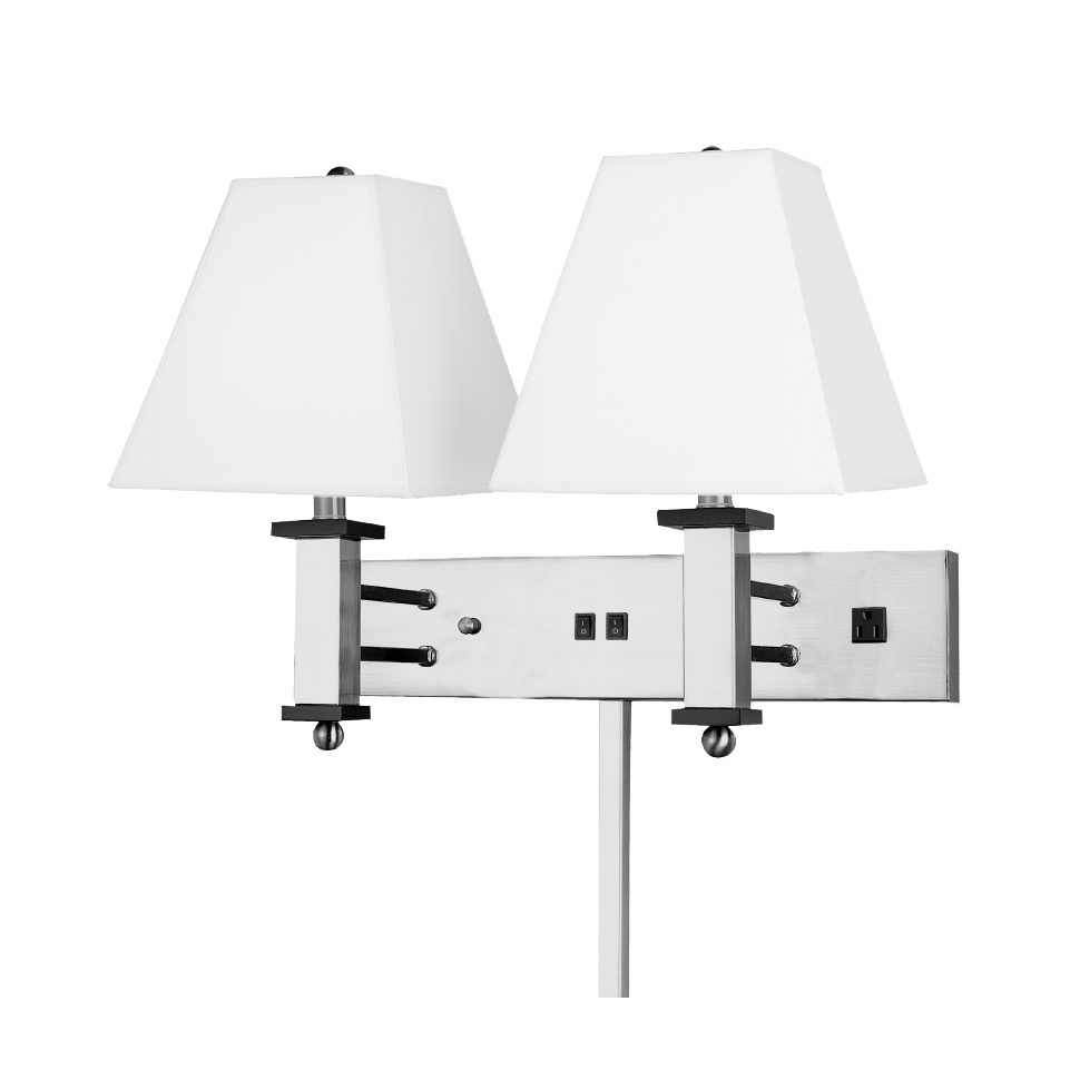 Andaaz Double Wall Lamp Startex