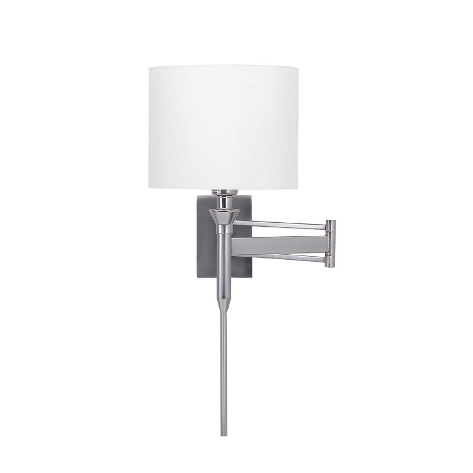 Fountain Of Youth Single Swing Arm Lamp