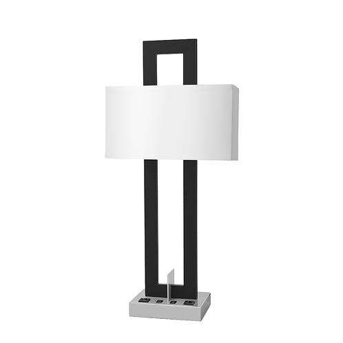 Palma Twin Table Lamp   STX-1753TT