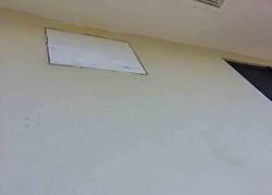 RENDERING - External wall fix up  after