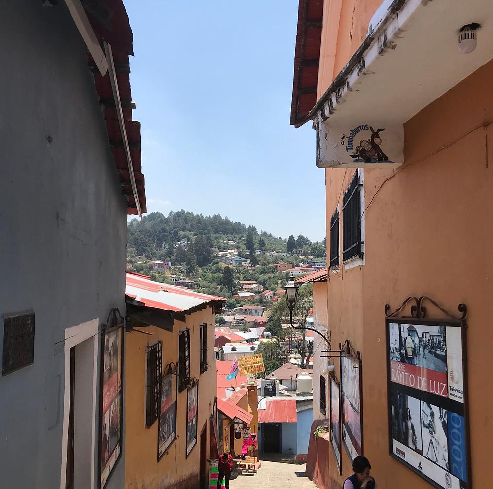 calle tumbaburros real del monte mineral hidalgo