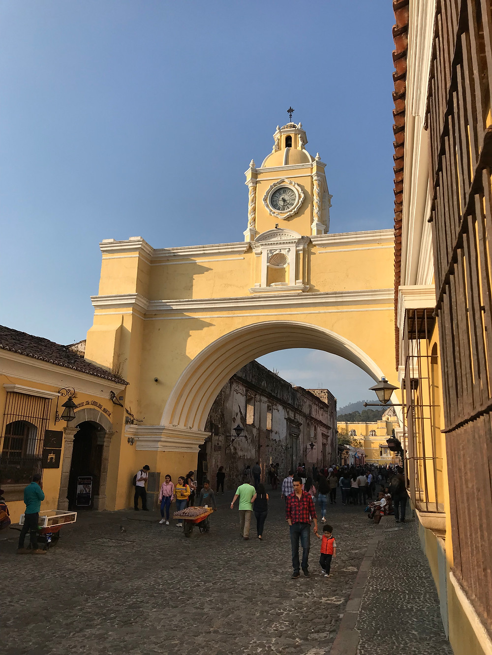 Arch Antigua Guatemala