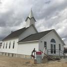 Church in _Sod & Stubble_