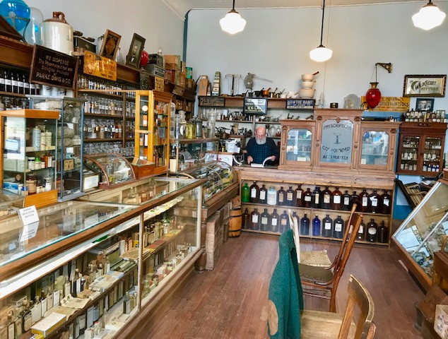 Crispin Drug Store Museum in Lincoln