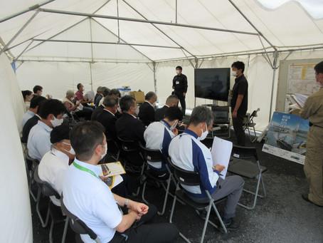 会員向け第1回LRT車両見学会を開催しました。
