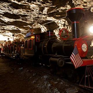 Salt Train at Strataca