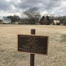 Site of school in _Sod & Stubble_