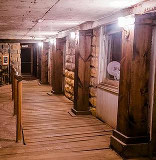 Underground at Wolf Hotel